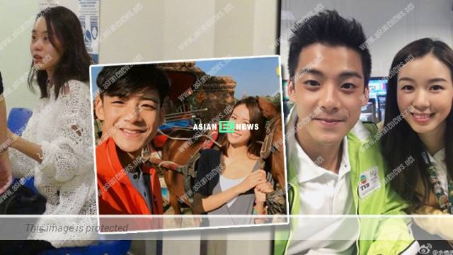 28 years old Dickson Yu has good affinity with female celebrities