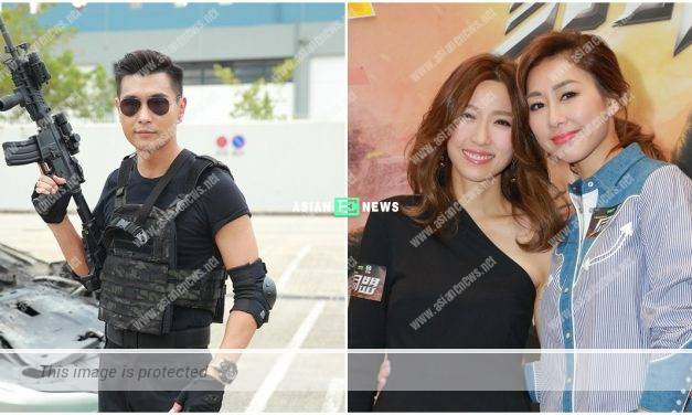 Jazz Boon plans for new series again? Elaine Yiu replaces Nancy Wu?