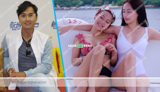 Fred Cheng does not mind Stephanie Ho wearing a bikini: She is young