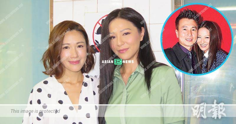 Joyce Tang changes her voice towards her husband