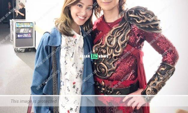 Another earthquake in Indonesia; Grace Chan and Kevin Cheng set off to Bali