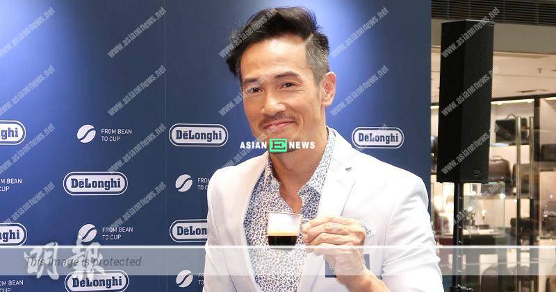 Moses Chan's coffee business is earning money: Acting is my main career