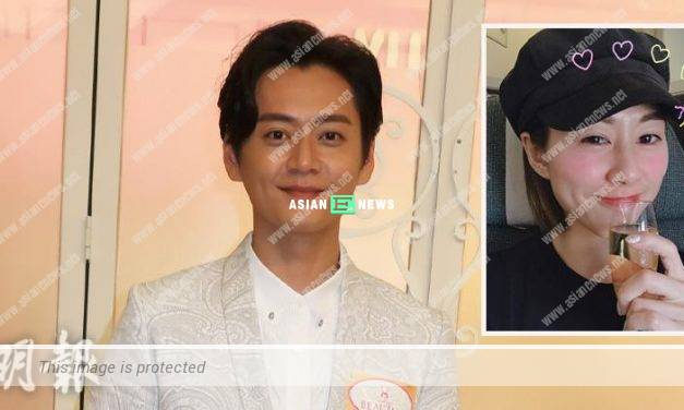 Owen Cheung's ears turn red upon mentioning Nancy Wu: I am a shy person