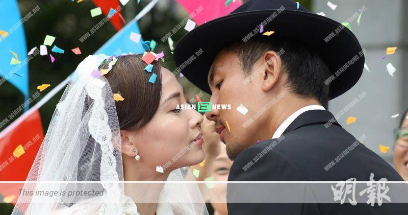 Rebecca Zhu makes fun of Shaun Tam kissing another woman after his wife gives birth