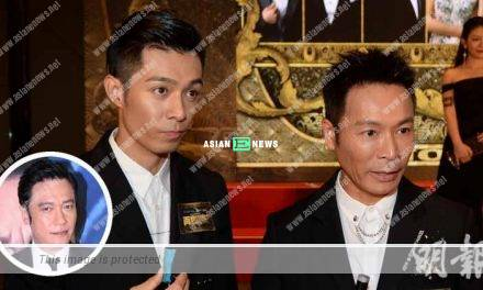 Roger Kwok praises Chau Pak Ho has Gallen Lo's shadow in new drama