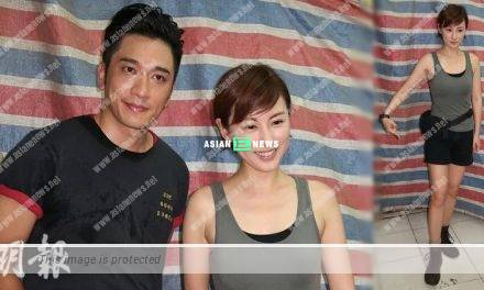 Annie Liu praises Ron Ng is a nice man and takes care of her