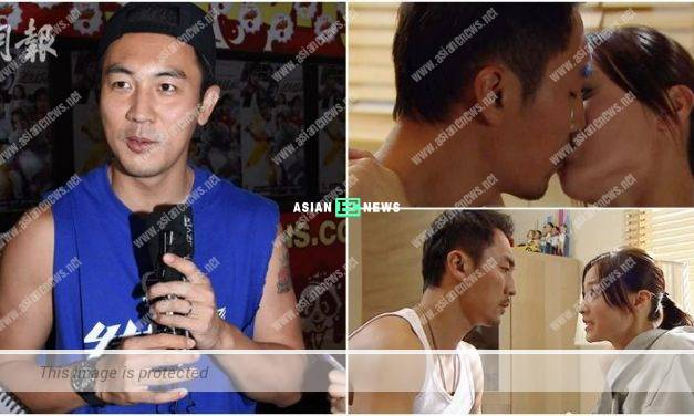 Shaun Tam's wife is mad with him kissing Rebecca Zhu
