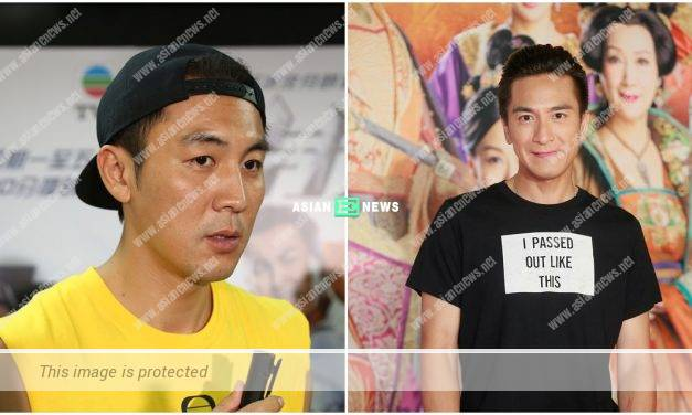 Shaun Tam denies he replaces Kenneth Ma in The Forensic Heroes 4 drama