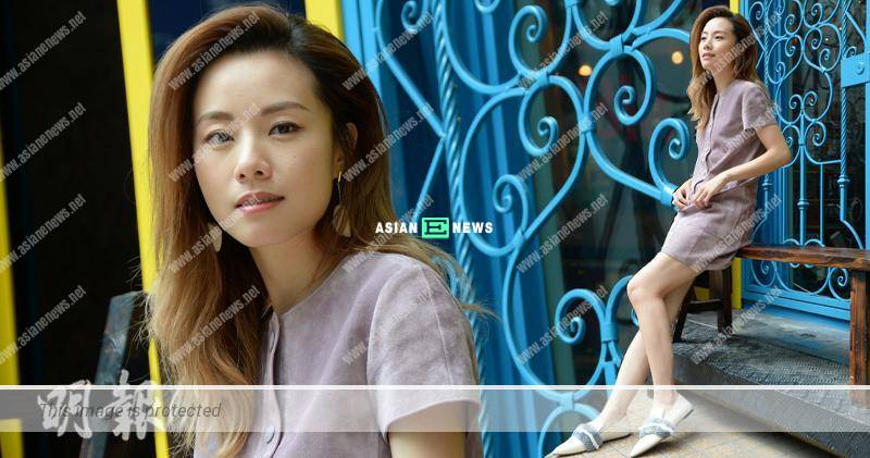 Stephy Tang does not mind filming movie with Wang Zi