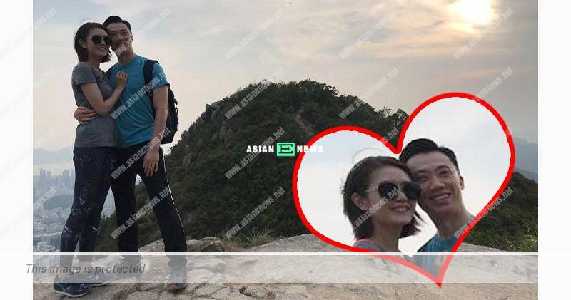 Toby Chan shows her love with her boyfriend for the first time