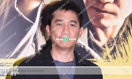Tony Leung suffers from tremendous pressure when filming movies