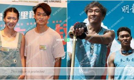 Tony Wu feels unhappy with his performance in the new film