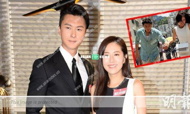 Vincent Wong fights frequently in order to save Natalie Tong