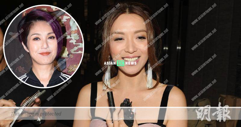 Alice Chan defends Miriam Yeung: We are good friends
