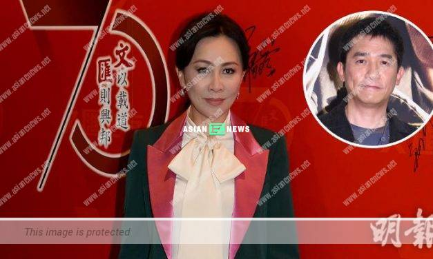 Tony Leung uses soft methods towards Carina Lau
