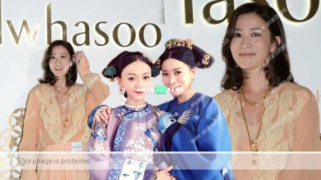 Charmaine Sheh worries about getting old: I apply anti-aging products 20 years ago