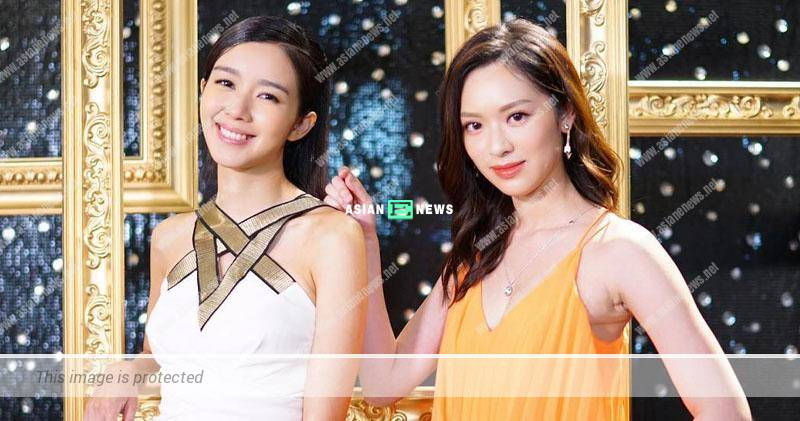 "Crystal Fung is ""attacked""; Louisa Mak defends her in the air"