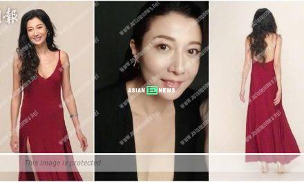 Elaine Ng picks herself up and resumes her work