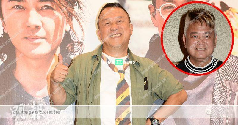 Natalis Chan exposes Eric Tsang is a wealthy man in Hengdian