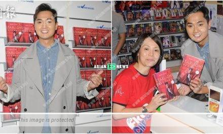 Fred Cheng releases new album; Stephanie Ho promises to buy 20 copies
