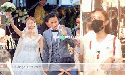 Grace Chan misses her husband while shopping