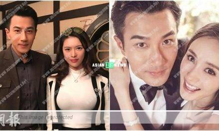 Hawick Lau and Yang Mi are divorced for 2 years? He is dating a wealthy woman?