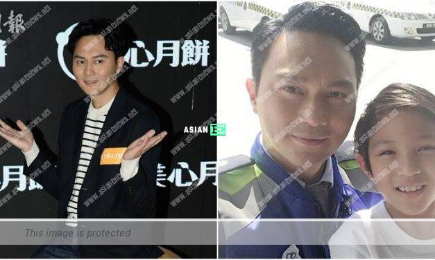 Julian Cheung's son is 11 years old and desires to become a grandfather