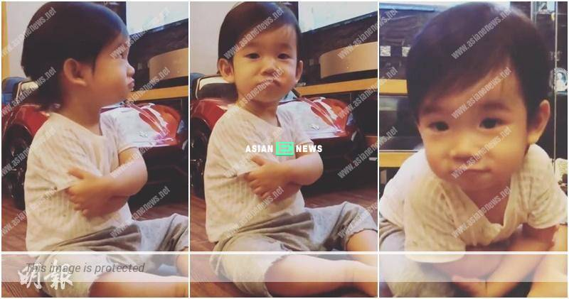Louis Cheung teaches his daughter how to handle her suitors