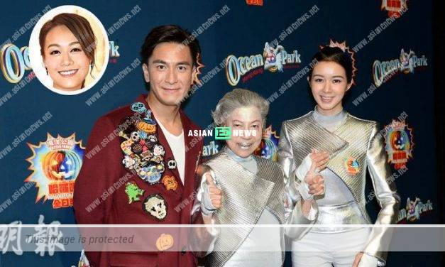 Louisa Mak urges Kenneth Ma to take Jacqueline Wong to ghost house