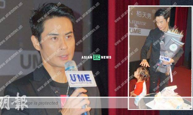 Many audiences urge Kevin Cheng to become a father quickly