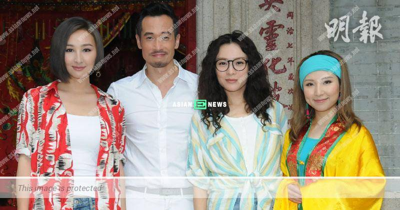 Moses Chan acts as a player in new series: It is easy to flirt with girls