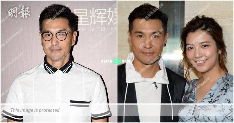 Ruco Chan has given out the wedding invitation cards