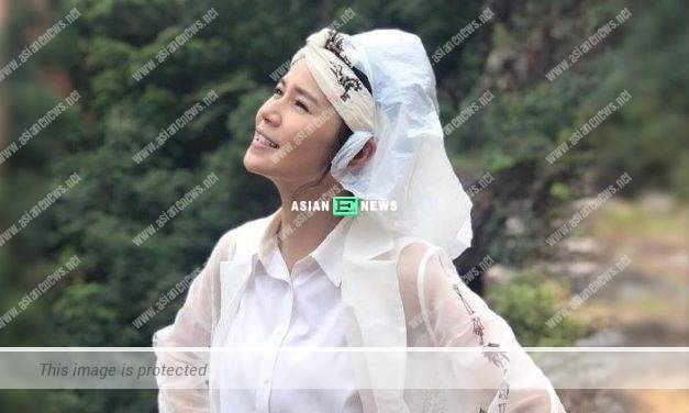 Priscilla Wong invents hair equipment by using plastic