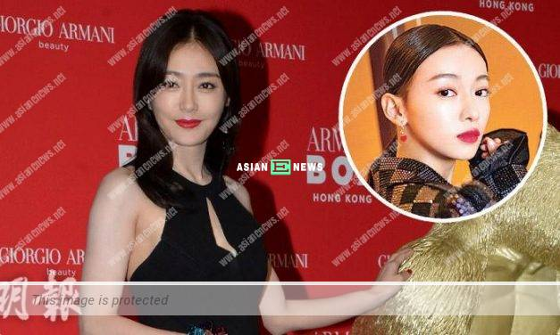 Qin Lan wants to shoot Hong Kong drama again: It is my greatest wish to work with Tony Leung