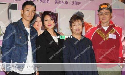 Raymond Wong acts as a male chauvinist husband in new series
