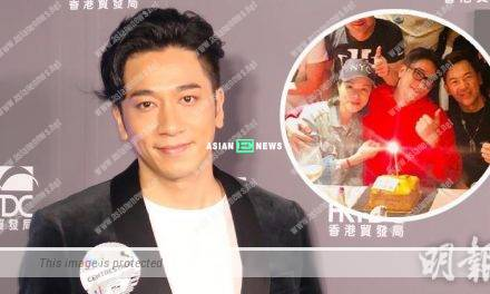 Ron Ng promises to announce his new romance in the future