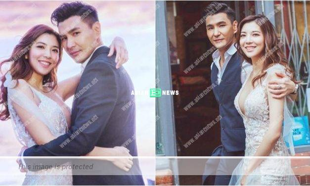 Phoebe Sin is expecting? Ruco Chan feels happy if it is true