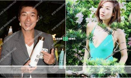 Andy Hui praises Sammi Cheng looks beautiful in swimsuit for her album cover