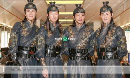 Who enjoys the highest popularity? Raymond Lam, Ron Ng, Kenneth Ma or Sammul Chan?