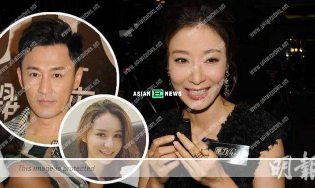 Tavia Yeung exposes Raymond Lam takes Carina Zhang at the dinner gathering