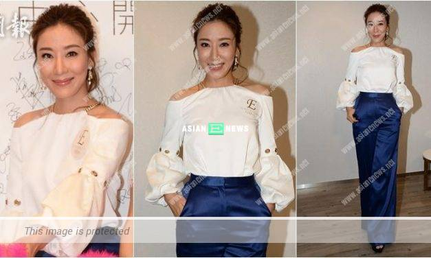 Tavia Yeung feels mad when taken photos at home secretly