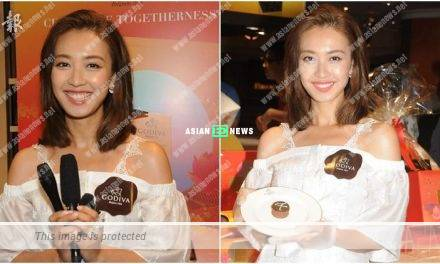 Tracy Chu has gain weight? She says happiness is most important