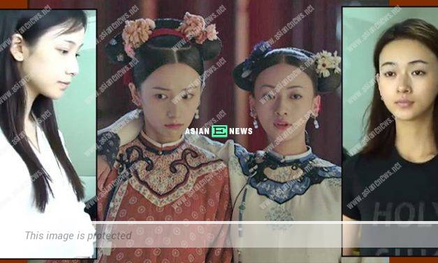 Story of Yanxi Palace drama: Wu Jinyan without make-up goes for rehearsal