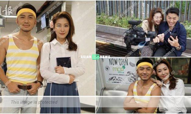 Benjamin Yuen treats Niki Chow as dream girl