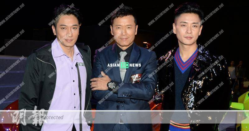 Bosco Wong suffers from insomnia when acting with Lee Pace
