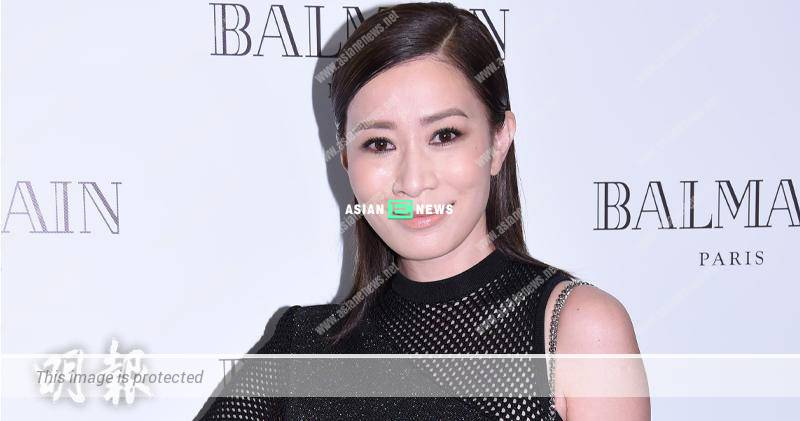 Who rolls eyes at Charmaine Sheh? She defends Sheren Tang
