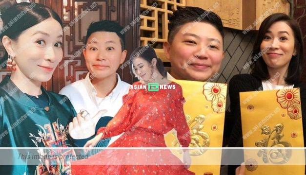 43 years old Charmaine Sheh and her manager have an unusual relationship?