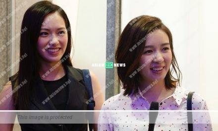 Phoebe Sin is expecting? Crystal Fung wants to be the baby godmother