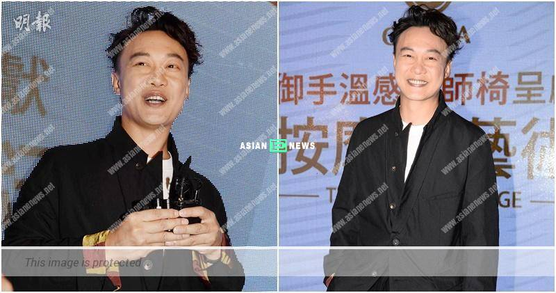 Eason Chan loses weight and is hospitalised