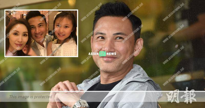 Frankie Lam reduces his workload and spends time with his daughter
